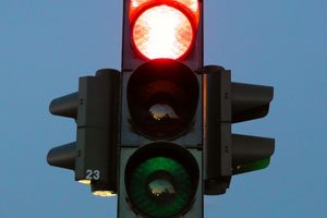 Bei Rot geblitzt – Was man tun kann?